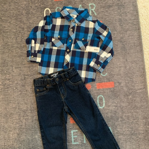 Other - Toddler Boys 3T Lot - Full Outfits